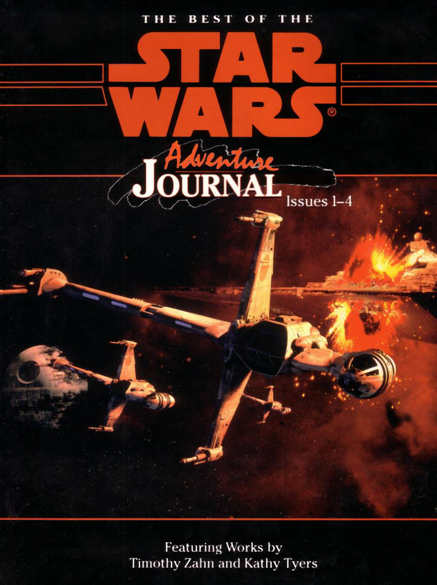Star Wars: The Best of the Star Wars Adventure Journal Issues 1-4