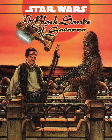 Star Wars: The Black Sands of Socorro
