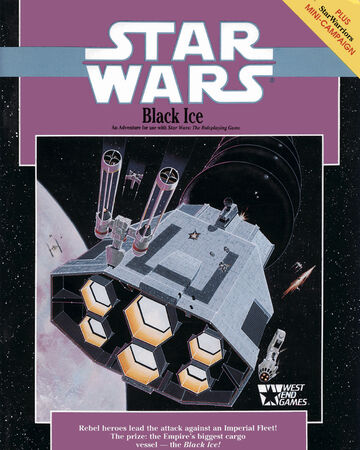 Star Wars: Black Ice