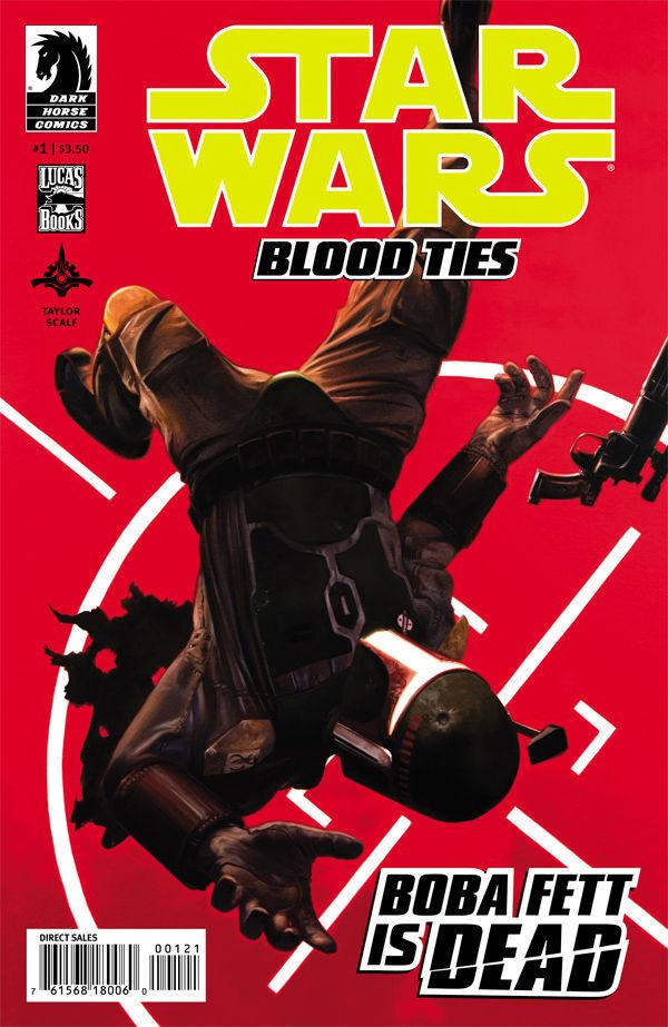 Star Wars Blood Ties: Boba Fett is Dead