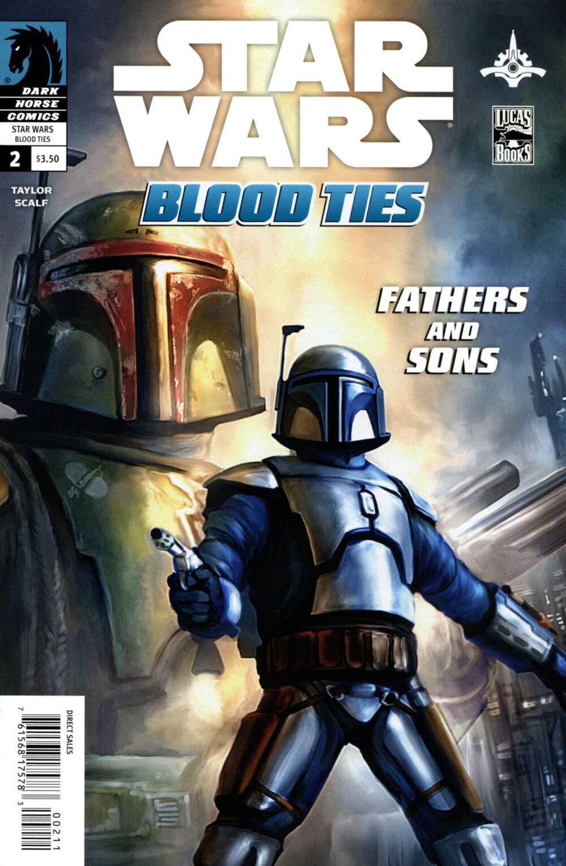 Star Wars Blood Ties 2