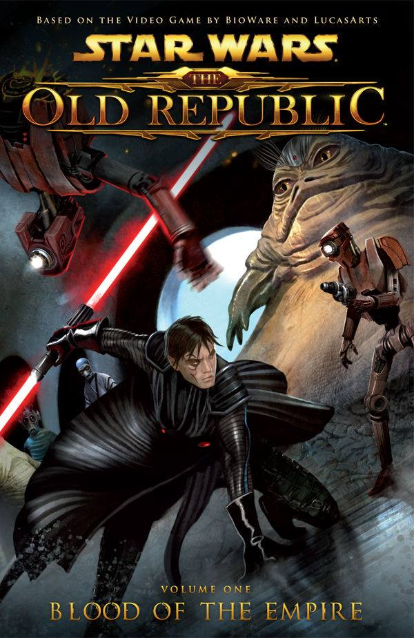 Star Wars The Old Republic: Blood of the Empire