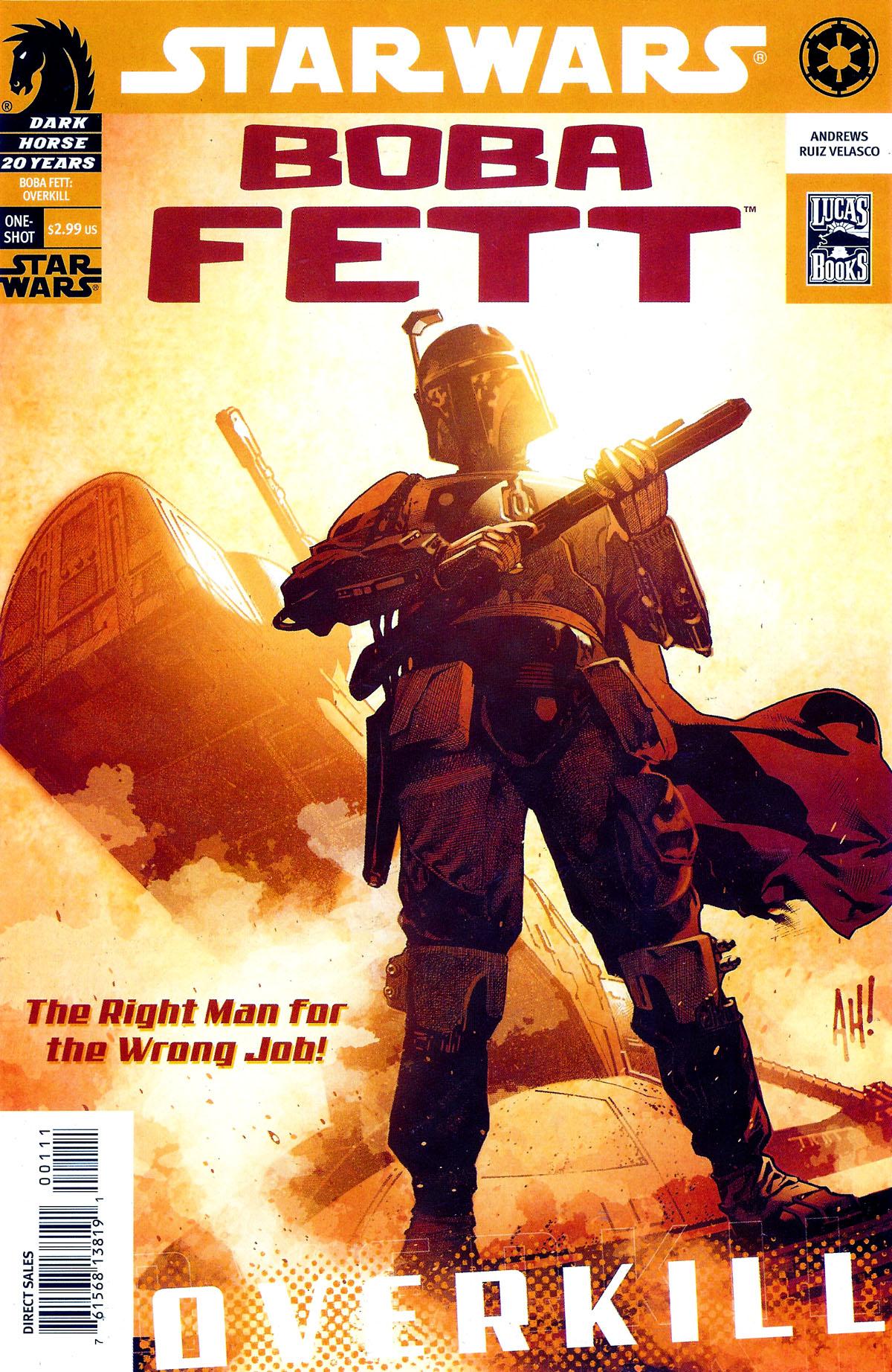 Star Wars Boba Fett: Overkill