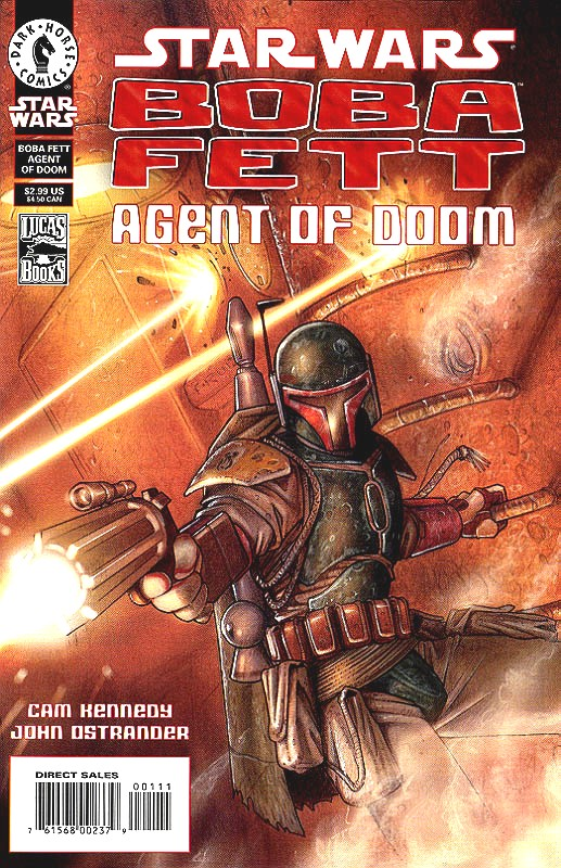 Star Wars Boba Fett: Agent of Doom