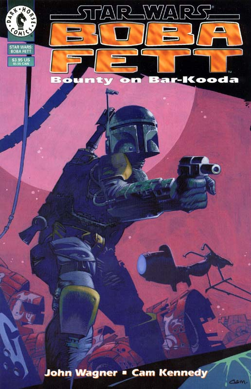 Star Wars Boba Fett: Bounty on Bar Kooda
