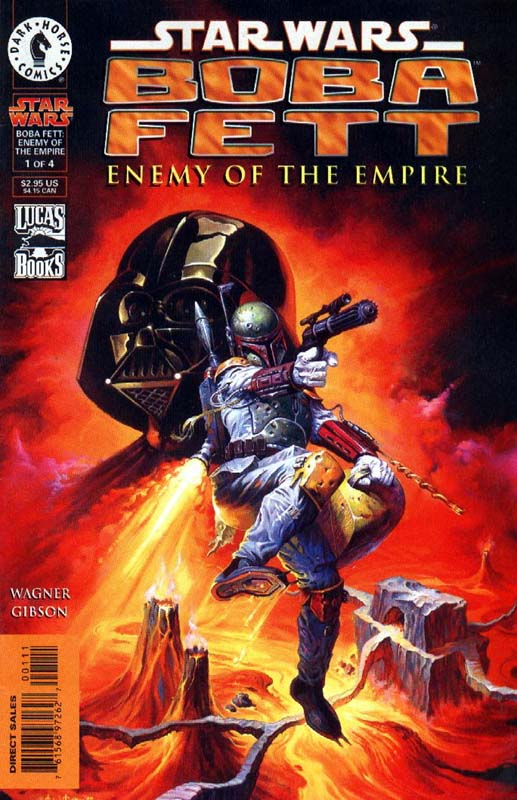 Star Wars Boba Fett: Enemy of the Empire