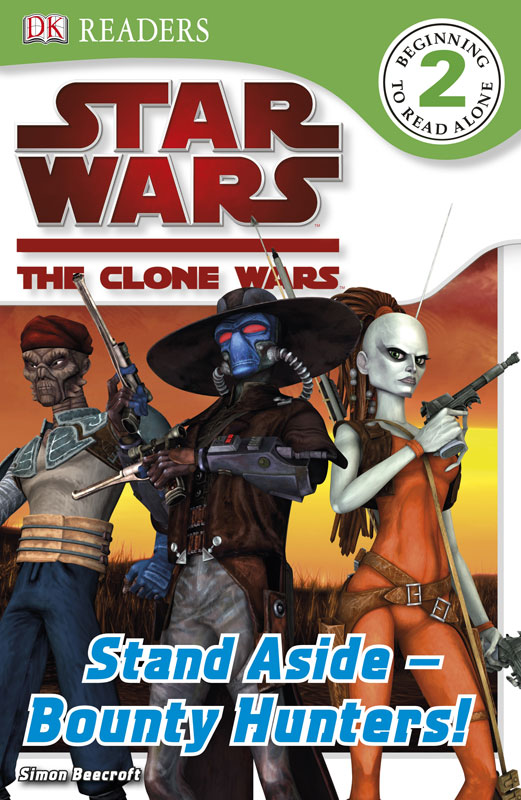 Star Wars: Stand Aside - Bounty Hunters!