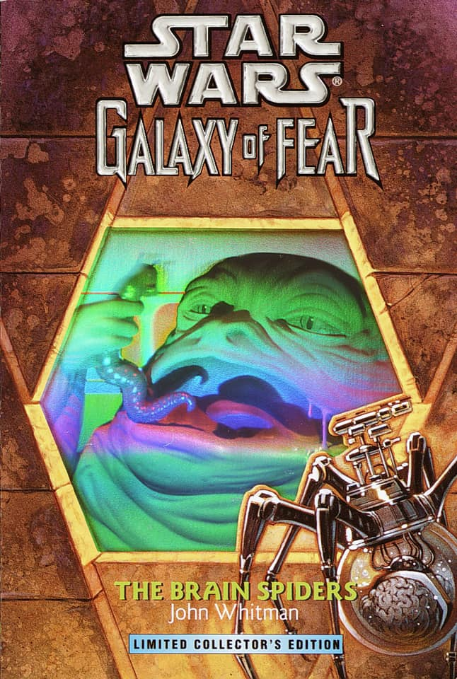 Star Wars Galaxy of Fear: The Brain Spiders