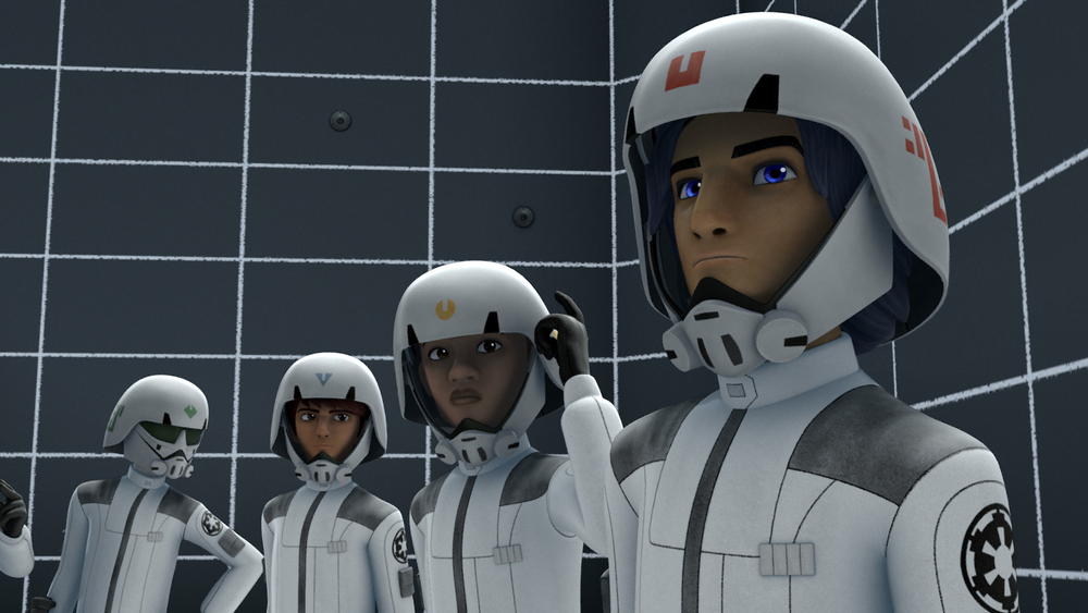 Star Wars Rebels: Breaking Ranks