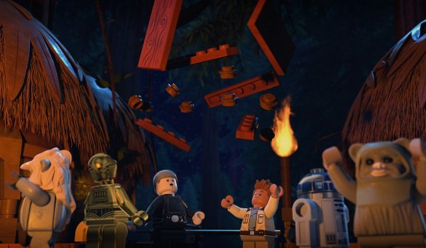 Lego Star Wars The Freemaker Adventures: Return of Return of the Jedi