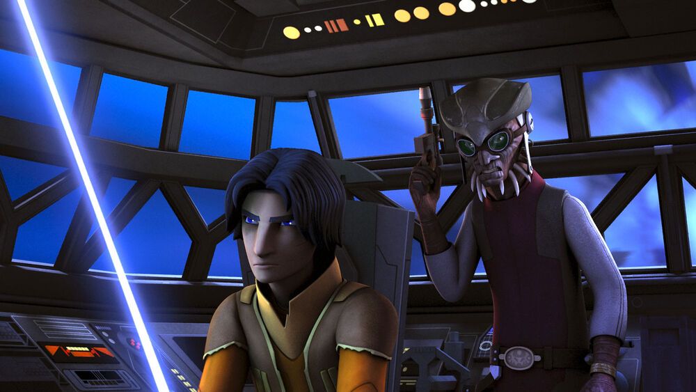 Star Wars Rebels: Brothers of the Broken Horn