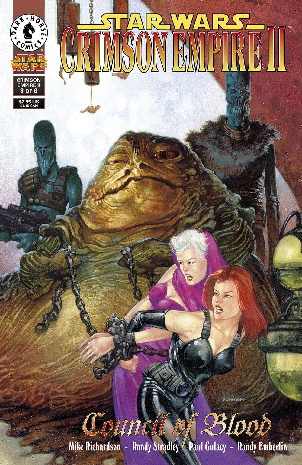Star Wars Crimson Empire II: Council of Blood 3