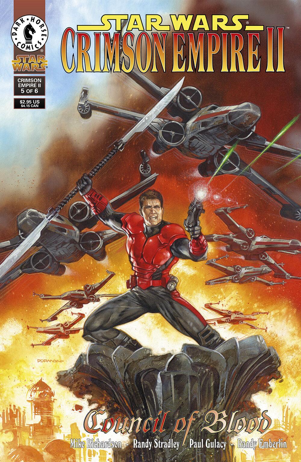 Star Wars Crimson Empire II: Council of Blood 5