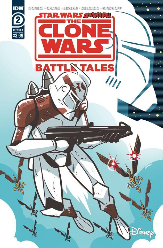 Star Wars Adventures: The Clone Wars Battle Tales 2