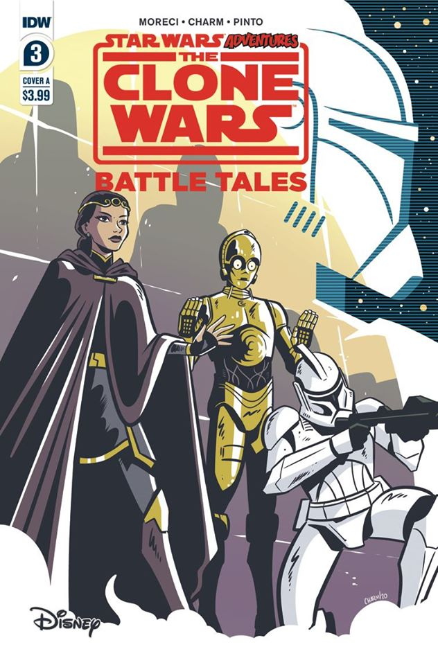 Star Wars Adventures: The Clone Wars Battle Tales 3