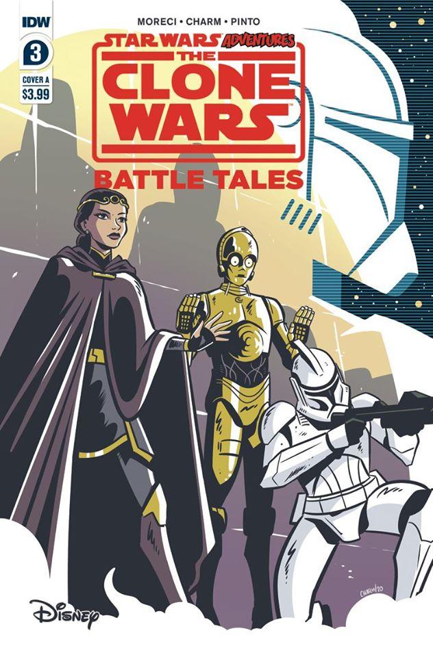 Star Wars Adventures: The Clone Wars Battle Tales 3