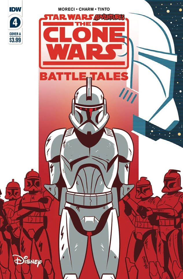 Star Wars Adventures: The Clone Wars Battle Tales 4