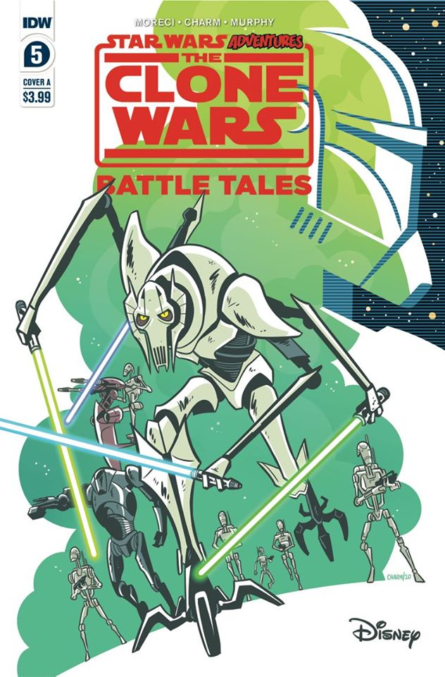 Star Wars Adventures: The Clone Wars Battle Tales 5