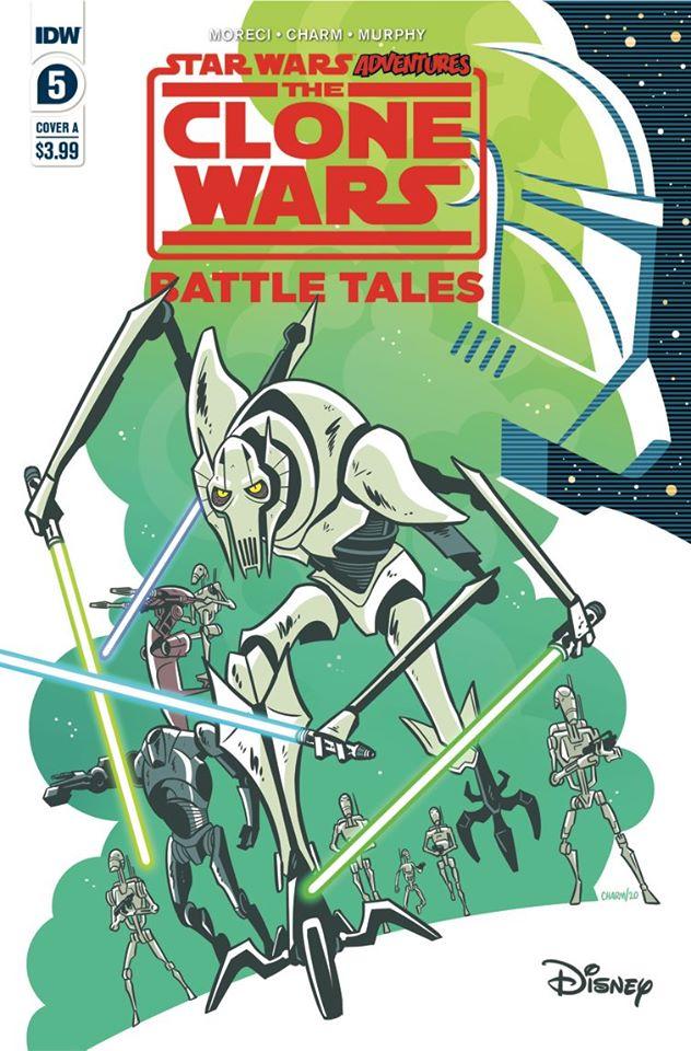 Star Wars Adventures: The Clone Wars Battle Tales 5