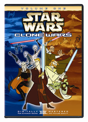 Star Wars Clone Wars: Volume One