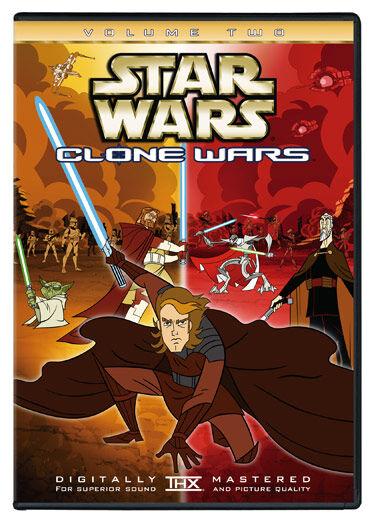 Star Wars Clone Wars: Volume Two