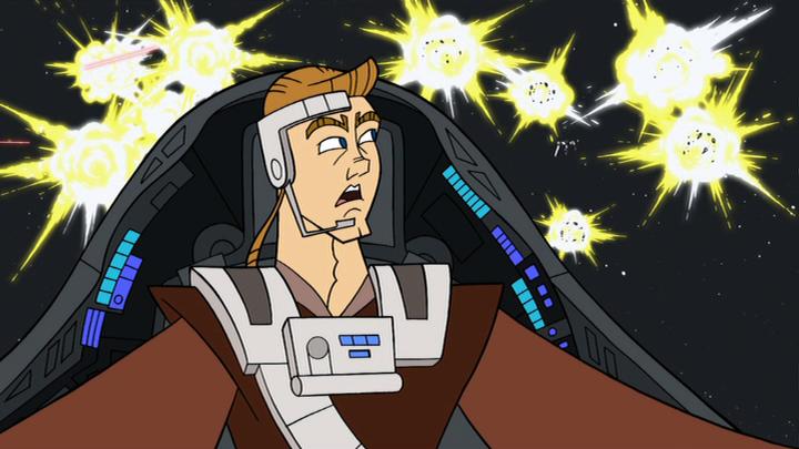 Star Wars: Clone Wars - Chapter 10