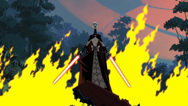 Star Wars: Clone Wars - Chapter 17