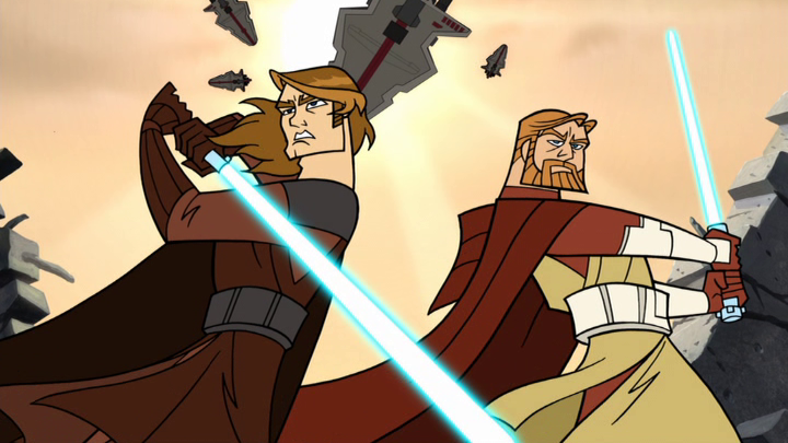 Star Wars: Clone Wars - Chapter 22
