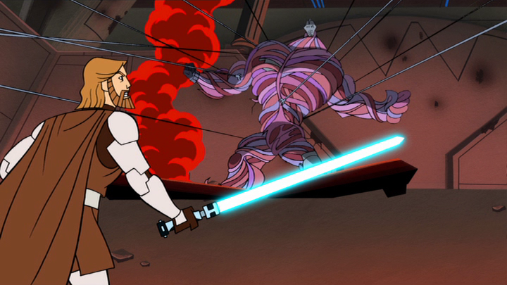 Star Wars: Clone Wars - Chapter 9