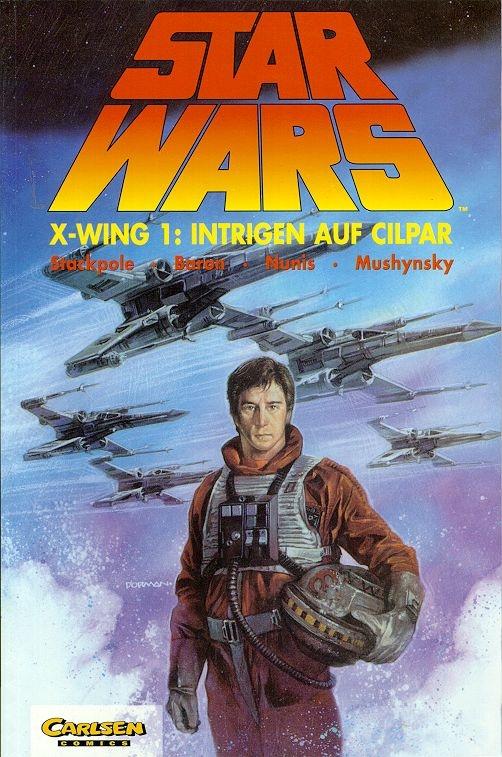 Star Wars X-Wing 1: Intrigen auf Cilpar