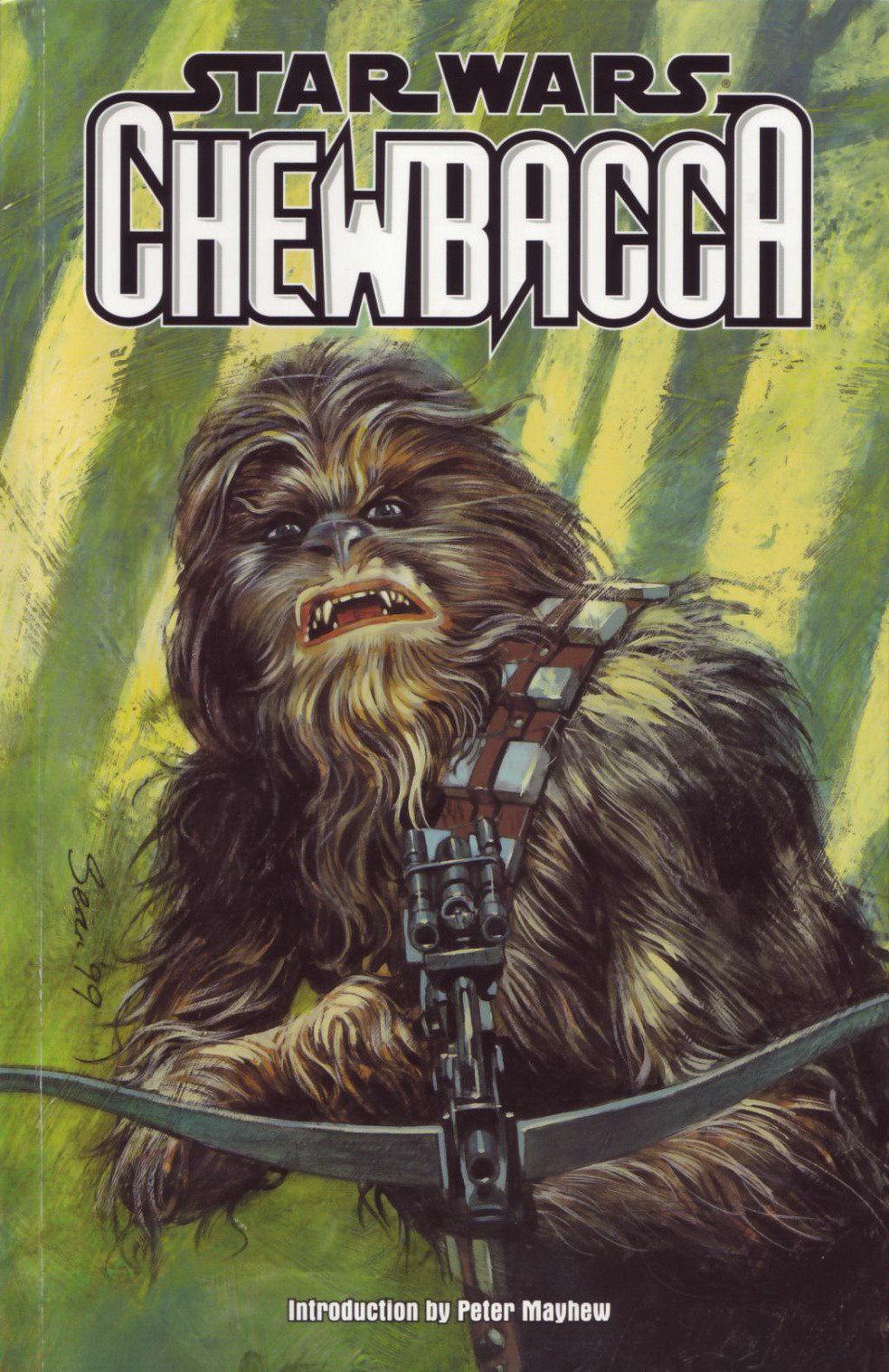 Star Wars: Chewbacca (Dark Horse)