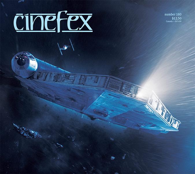 Cinefex 160