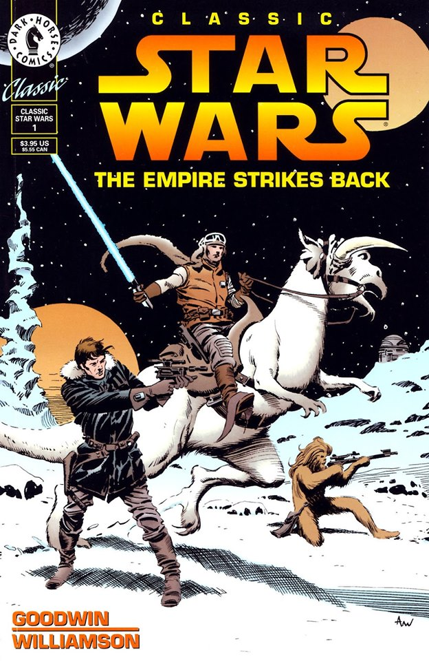 Classic Star Wars: The Empire Strikes Back 1