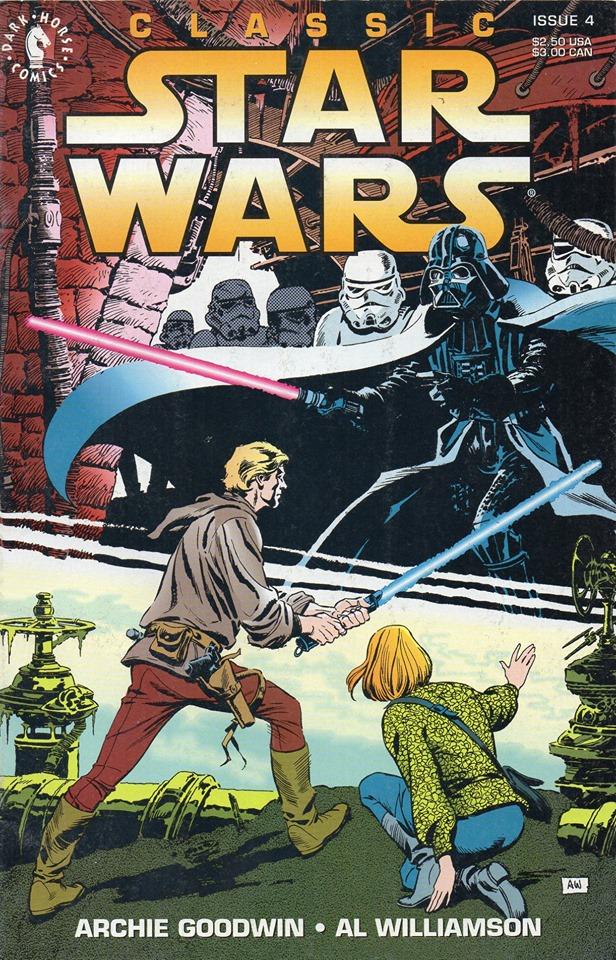 Classic Star Wars 4
