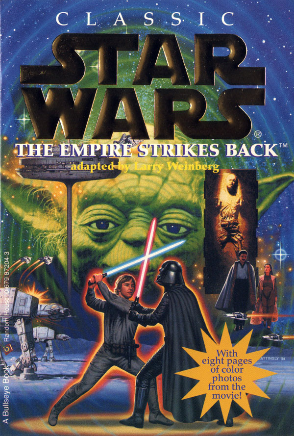 Classic Star Wars: The Empire Strikes Back (Random House)