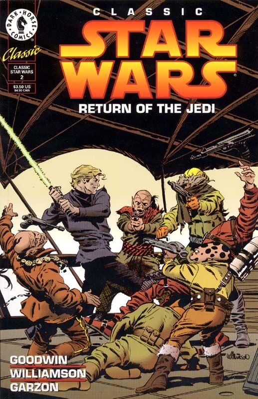 Classic Star Wars: Return of the Jedi 2
