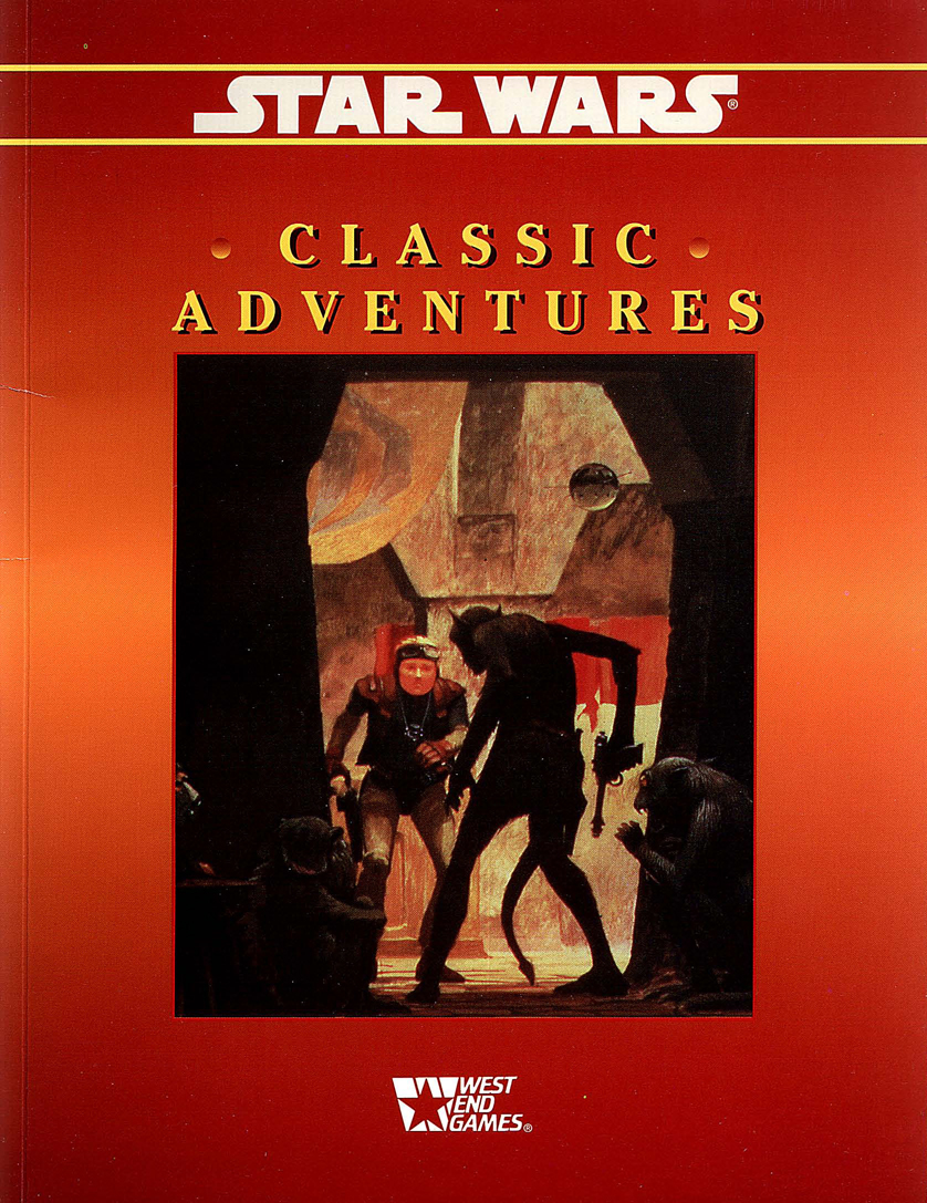 Star Wars: Classic Adventures