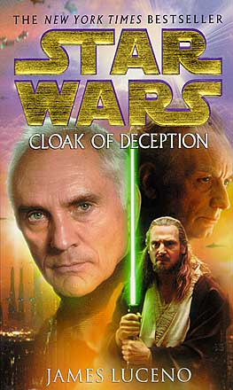 Star Wars: Cloak of Deception (paperback)