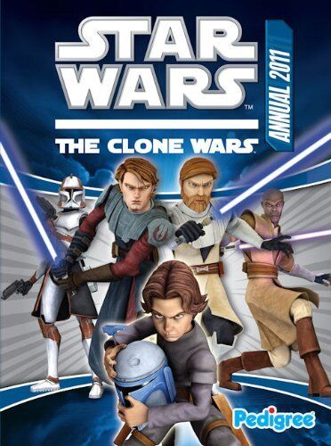 Star Wars The Clone Wars Annual 2011