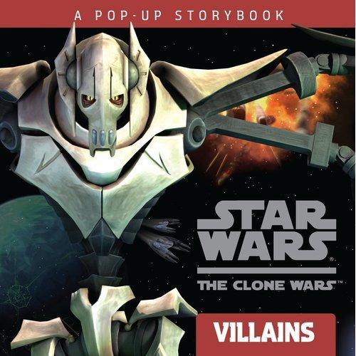 Star Wars The Clone Wars: Villains