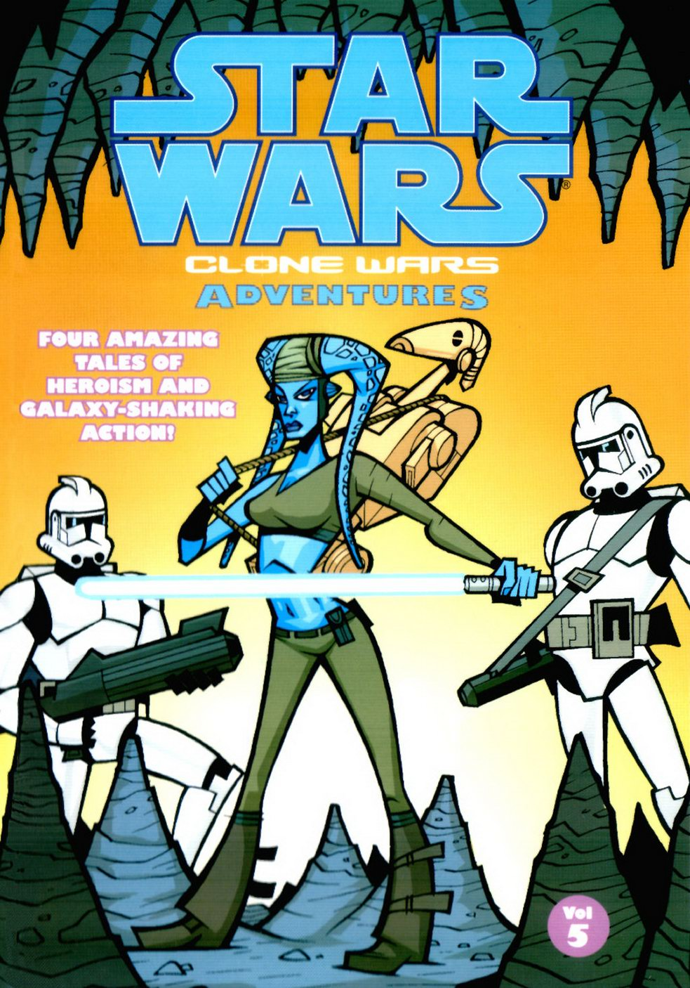 Star Wars: Heroes on Both Sides (Clone Wars Adventures)