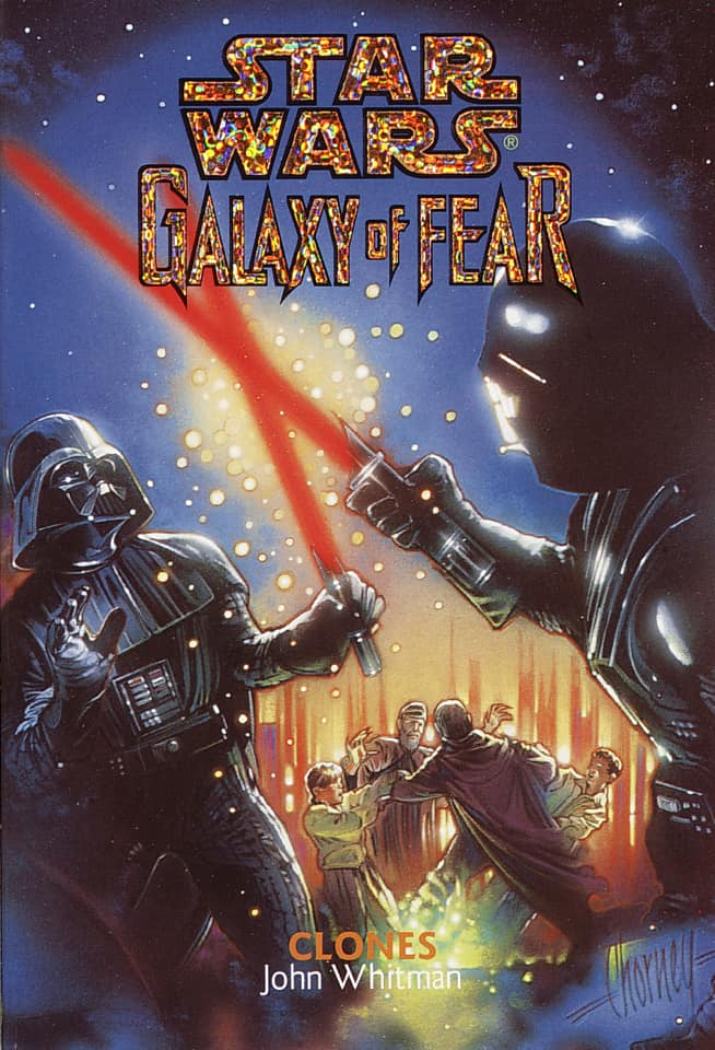 Star Wars Galaxy of Fear: Clones