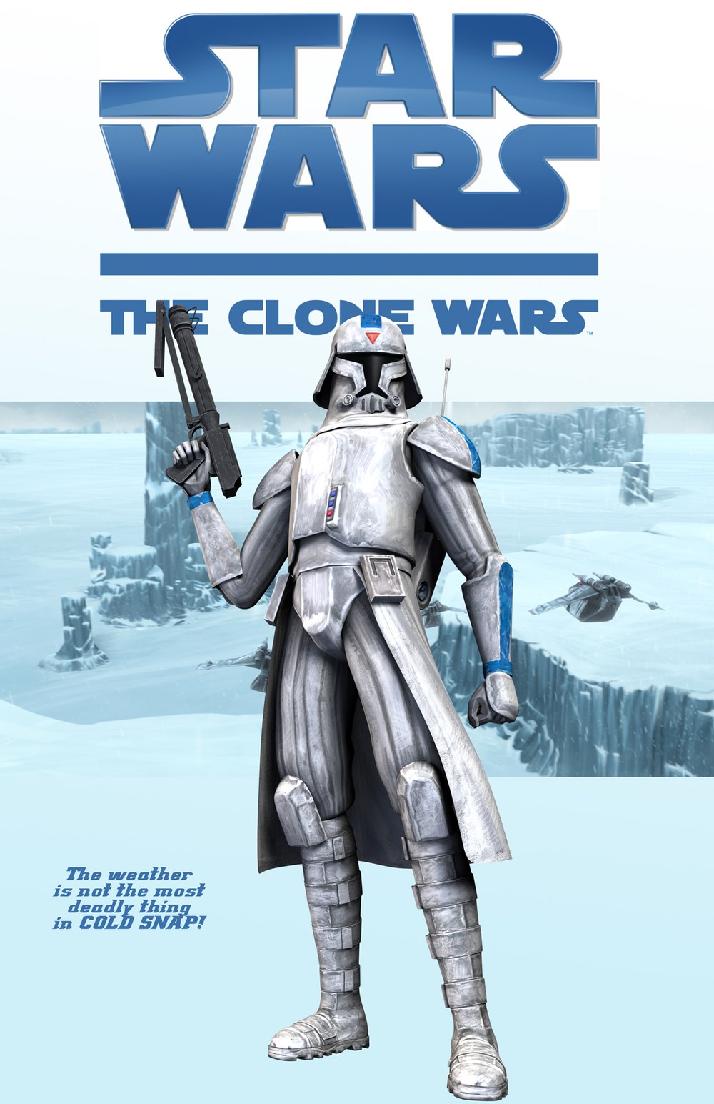 Star Wars The Clone Wars: Cold Snap