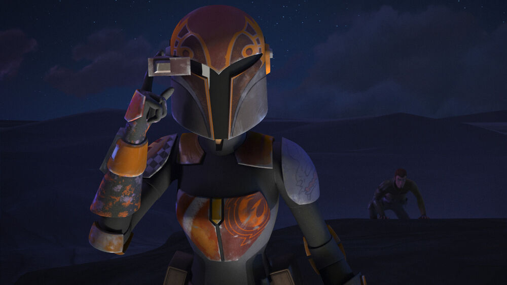 Star Wars Rebels: The Protector of Concord Dawn