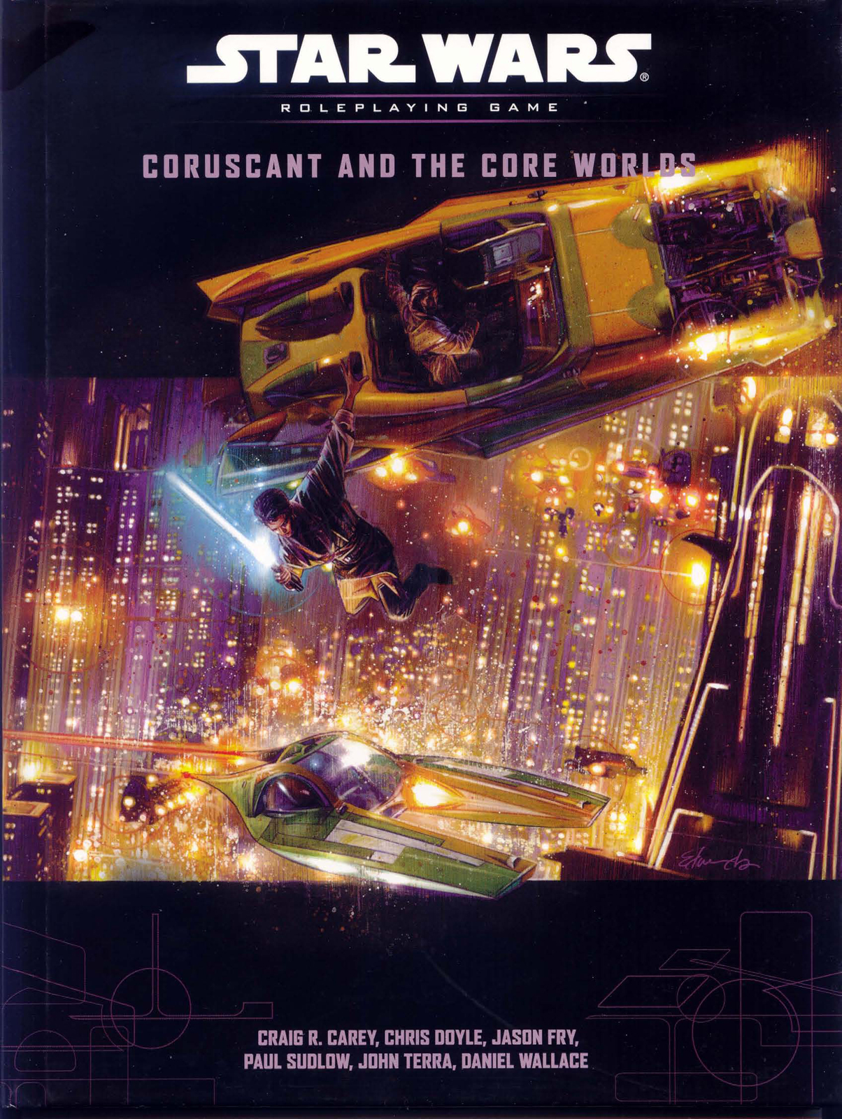Star Wars: Coruscant and the Core Worlds