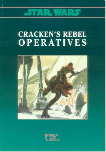 Star Wars: Cracken's Rebel Operatives