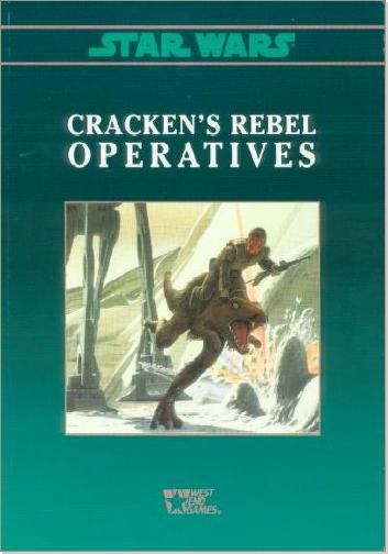 Star Wars: Cracken's Rebel Operatives