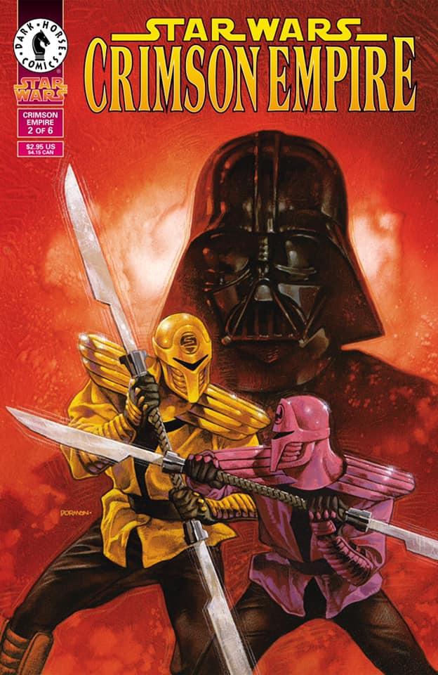 Star Wars Crimson Empire 2