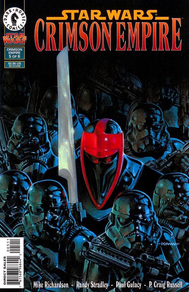 Star Wars Crimson Empire 5