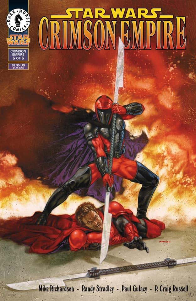 Star Wars Crimson Empire 6